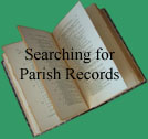 Searching for Parish Records